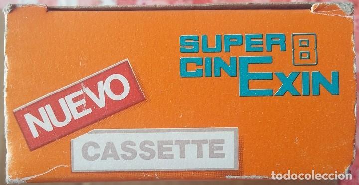 Cine: Cinexin color cassette. Robin Hood Triunfa años 80. El cine sin fin. De Exin Lines Bros - Foto 5 - 99250251