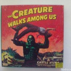 Cine: PELÍCULA THE CREARURE WALKS AMONG US EN SÚPER 8. Lote 99871762