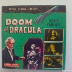 Cine: PELÍCULA DOOM OF DRÁCULA EN SÚPER 8. Lote 99872503