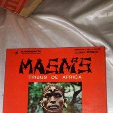 Cine: MASAIS TRIBUS DE AFRICA SUPER 8. Lote 104521116