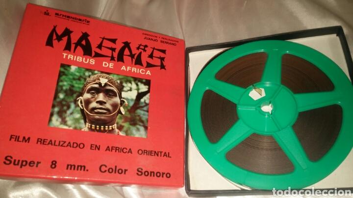 Cine: MASAIS TRIBUS DE AFRICA SUPER 8 - Foto 2 - 104521116