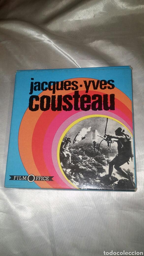 JACQUES COUSTEAU SUPER 8 (Cine - Películas - Super 8 mm)