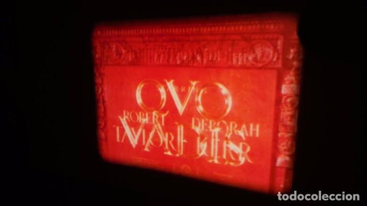 Cine: QUO VADIS-REDUCCIÓN-PELÍCULA SUPER 8 MM-RETRO VINTAGE FILM - Foto 5 - 105054415