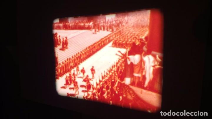 Cine: QUO VADIS-REDUCCIÓN-PELÍCULA SUPER 8 MM-RETRO VINTAGE FILM - Foto 9 - 105054415