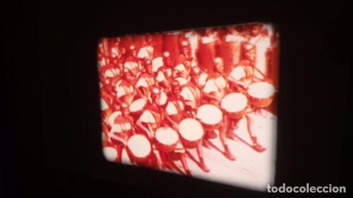 Cine: QUO VADIS-REDUCCIÓN-PELÍCULA SUPER 8 MM-RETRO VINTAGE FILM - Foto 11 - 105054415