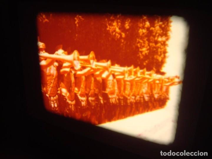Cine: QUO VADIS-REDUCCIÓN-PELÍCULA SUPER 8 MM-RETRO VINTAGE FILM - Foto 31 - 105054415