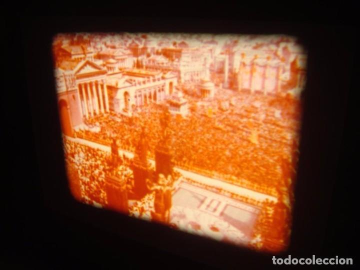 Cine: QUO VADIS-REDUCCIÓN-PELÍCULA SUPER 8 MM-RETRO VINTAGE FILM - Foto 34 - 105054415