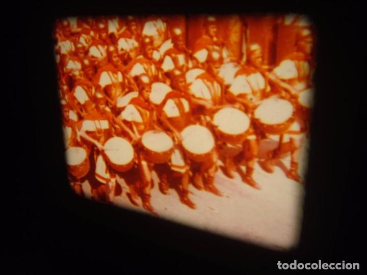 Cine: QUO VADIS-REDUCCIÓN-PELÍCULA SUPER 8 MM-RETRO VINTAGE FILM - Foto 37 - 105054415