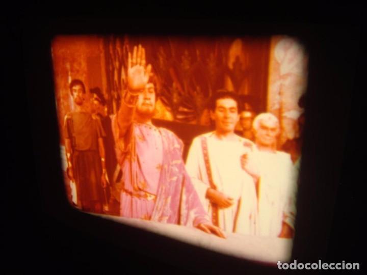 Cine: QUO VADIS-REDUCCIÓN-PELÍCULA SUPER 8 MM-RETRO VINTAGE FILM - Foto 39 - 105054415
