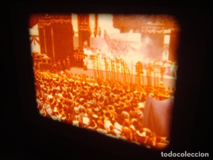 Cine: QUO VADIS-REDUCCIÓN-PELÍCULA SUPER 8 MM-RETRO VINTAGE FILM - Foto 40 - 105054415