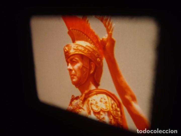 Cine: QUO VADIS-REDUCCIÓN-PELÍCULA SUPER 8 MM-RETRO VINTAGE FILM - Foto 41 - 105054415