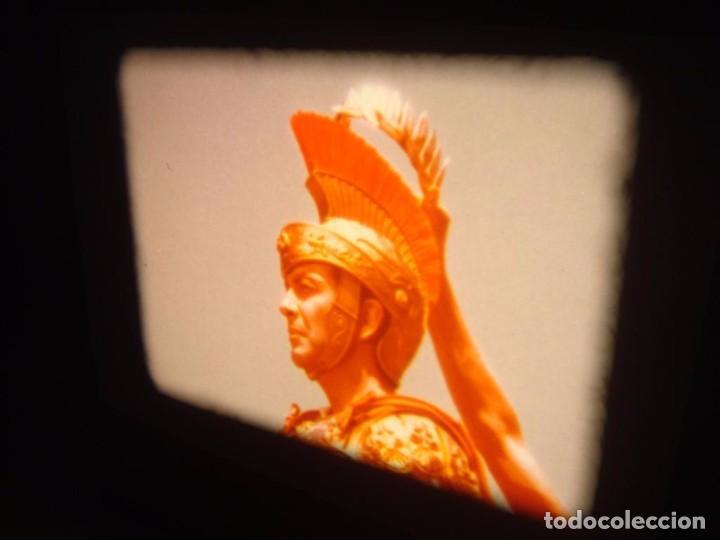 Cine: QUO VADIS-REDUCCIÓN-PELÍCULA SUPER 8 MM-RETRO VINTAGE FILM - Foto 42 - 105054415