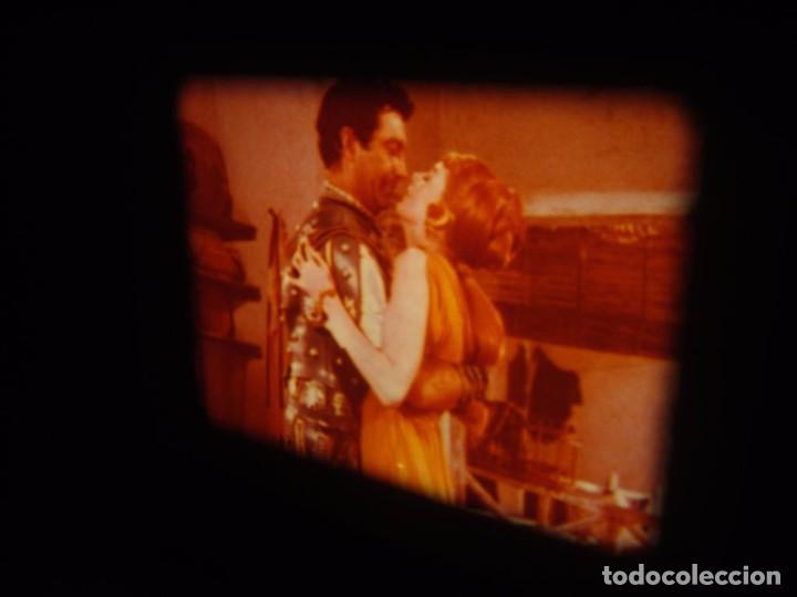 Cine: QUO VADIS-REDUCCIÓN-PELÍCULA SUPER 8 MM-RETRO VINTAGE FILM - Foto 47 - 105054415