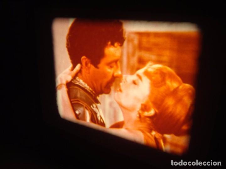 Cine: QUO VADIS-REDUCCIÓN-PELÍCULA SUPER 8 MM-RETRO VINTAGE FILM - Foto 48 - 105054415