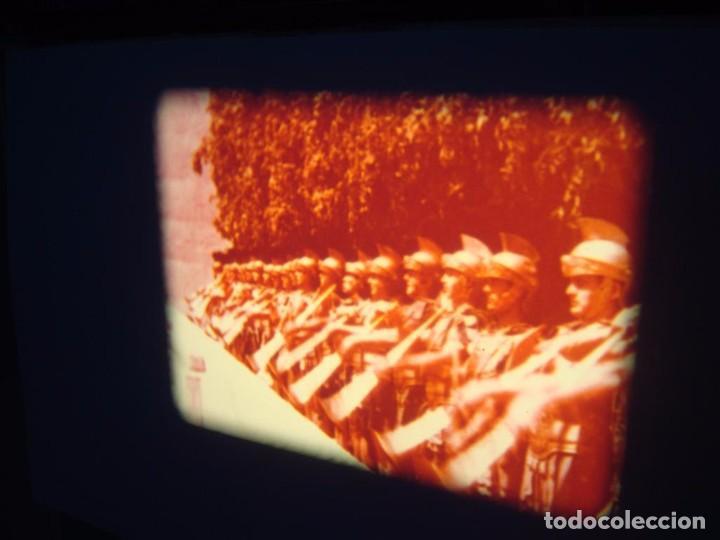 Cine: QUO VADIS-REDUCCIÓN-PELÍCULA SUPER 8 MM-RETRO VINTAGE FILM - Foto 58 - 105054415