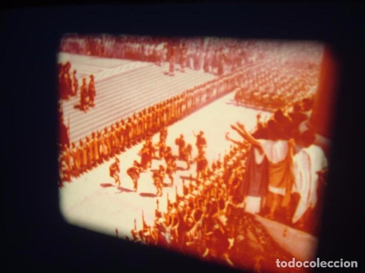 Cine: QUO VADIS-REDUCCIÓN-PELÍCULA SUPER 8 MM-RETRO VINTAGE FILM - Foto 62 - 105054415
