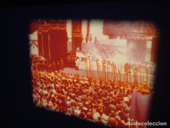 Cine: QUO VADIS-REDUCCIÓN-PELÍCULA SUPER 8 MM-RETRO VINTAGE FILM - Foto 63 - 105054415