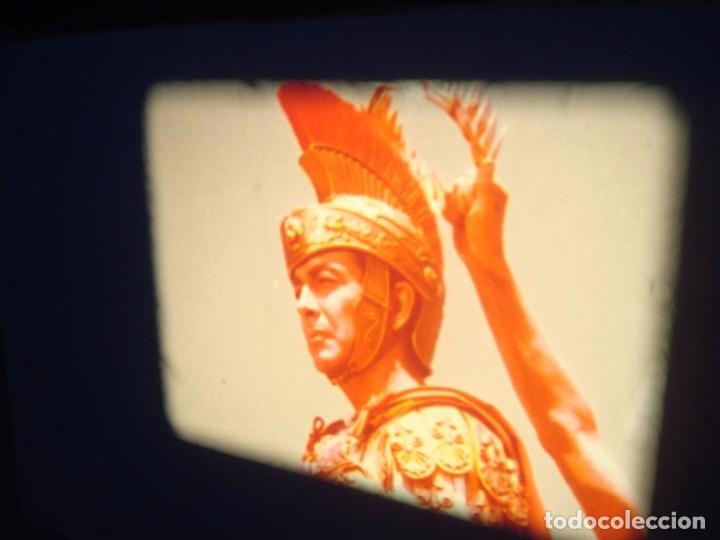 Cine: QUO VADIS-REDUCCIÓN-PELÍCULA SUPER 8 MM-RETRO VINTAGE FILM - Foto 64 - 105054415