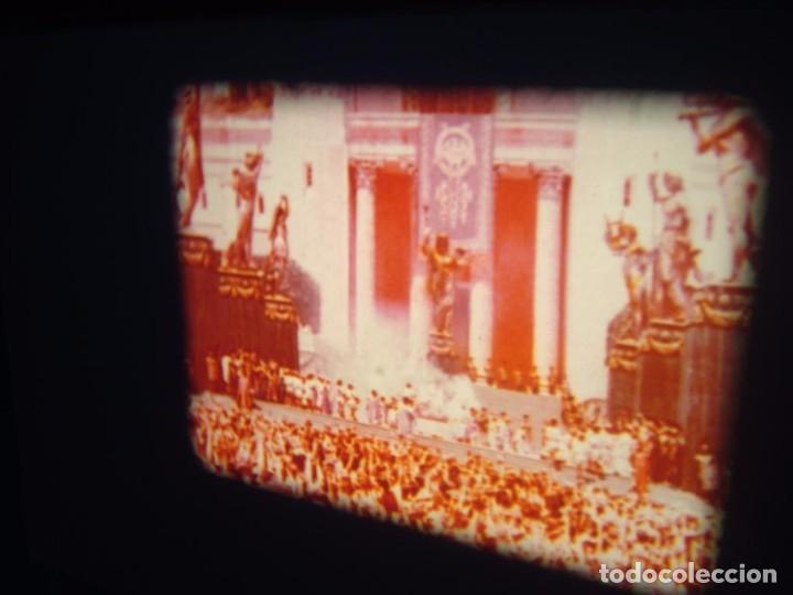Cine: QUO VADIS-REDUCCIÓN-PELÍCULA SUPER 8 MM-RETRO VINTAGE FILM - Foto 65 - 105054415