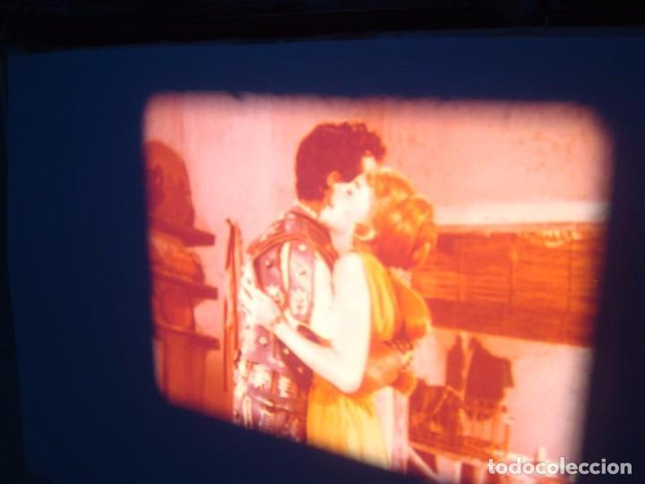Cine: QUO VADIS-REDUCCIÓN-PELÍCULA SUPER 8 MM-RETRO VINTAGE FILM - Foto 67 - 105054415