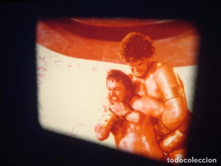 Cine: QUO VADIS-REDUCCIÓN-PELÍCULA SUPER 8 MM-RETRO VINTAGE FILM - Foto 69 - 105054415