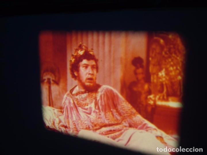 Cine: QUO VADIS-REDUCCIÓN-PELÍCULA SUPER 8 MM-RETRO VINTAGE FILM - Foto 70 - 105054415