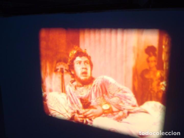 Cine: QUO VADIS-REDUCCIÓN-PELÍCULA SUPER 8 MM-RETRO VINTAGE FILM - Foto 71 - 105054415