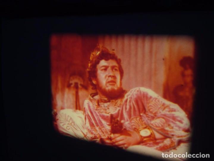 Cine: QUO VADIS-REDUCCIÓN-PELÍCULA SUPER 8 MM-RETRO VINTAGE FILM - Foto 72 - 105054415