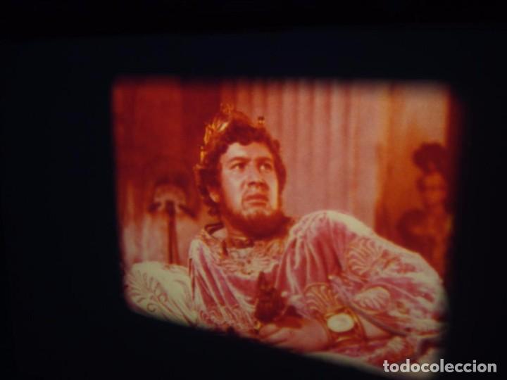 Cine: QUO VADIS-REDUCCIÓN-PELÍCULA SUPER 8 MM-RETRO VINTAGE FILM - Foto 73 - 105054415