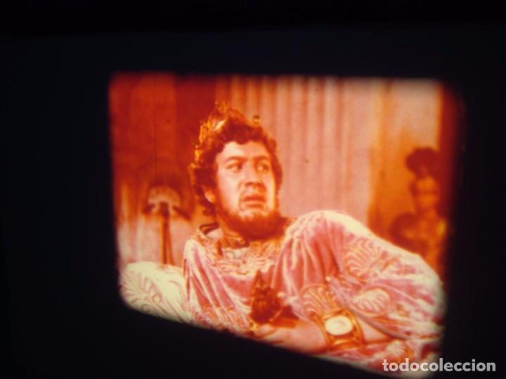 Cine: QUO VADIS-REDUCCIÓN-PELÍCULA SUPER 8 MM-RETRO VINTAGE FILM - Foto 74 - 105054415