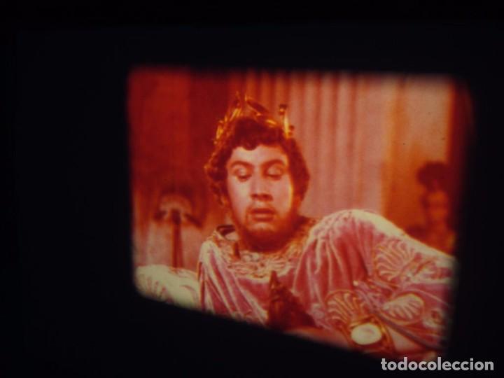 Cine: QUO VADIS-REDUCCIÓN-PELÍCULA SUPER 8 MM-RETRO VINTAGE FILM - Foto 75 - 105054415