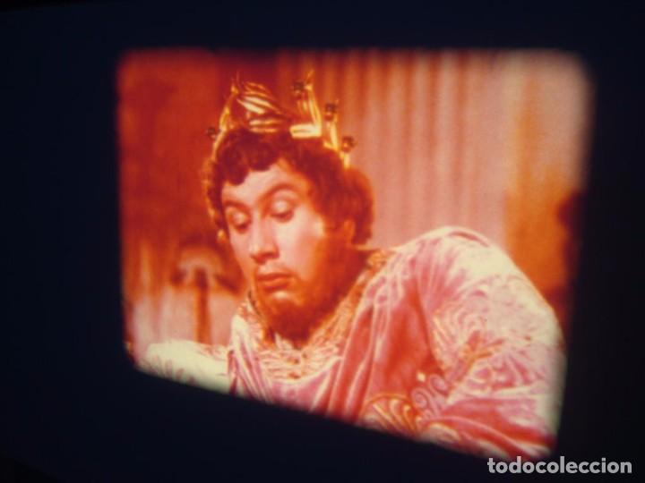Cine: QUO VADIS-REDUCCIÓN-PELÍCULA SUPER 8 MM-RETRO VINTAGE FILM - Foto 76 - 105054415