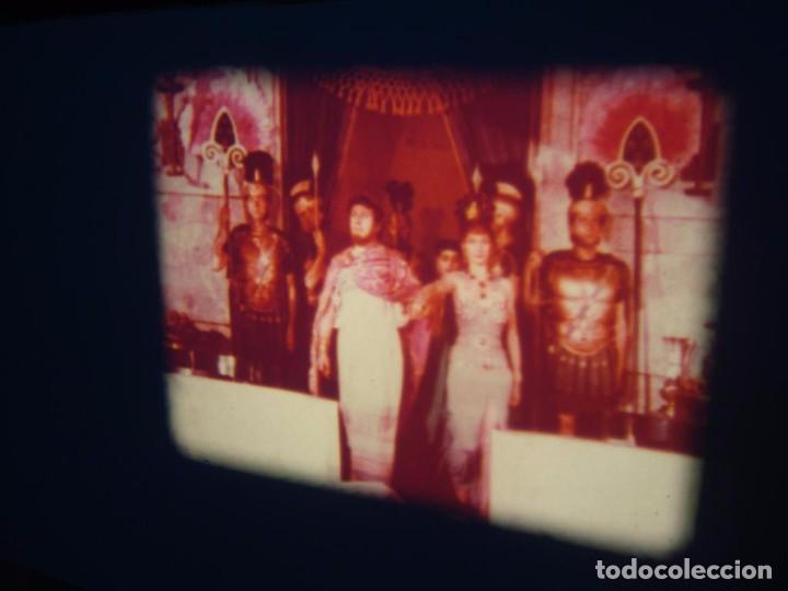 Cine: QUO VADIS-REDUCCIÓN-PELÍCULA SUPER 8 MM-RETRO VINTAGE FILM - Foto 78 - 105054415