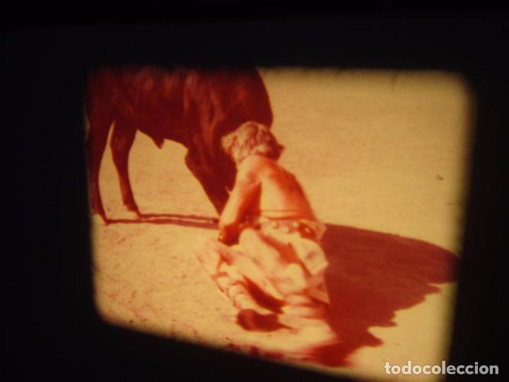 Cine: QUO VADIS-REDUCCIÓN-PELÍCULA SUPER 8 MM-RETRO VINTAGE FILM - Foto 83 - 105054415