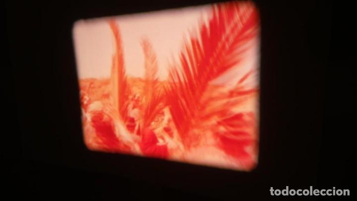 Cine: LA TÚNICA SAGRADA-PELICULA SUPER 8MM RETRO VINTAGE FILM - Foto 26 - 106959227