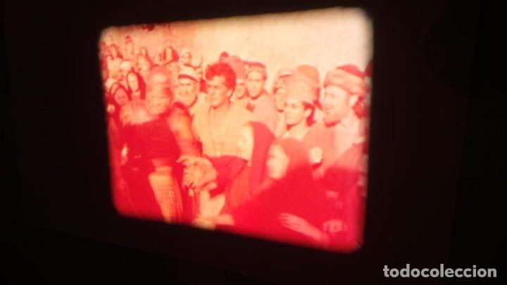 Cine: LA TÚNICA SAGRADA-PELICULA SUPER 8MM RETRO VINTAGE FILM - Foto 44 - 106959227