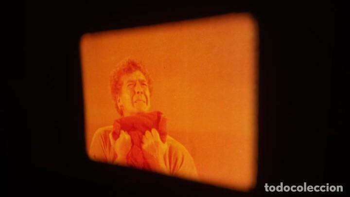 Cine: LA TÚNICA SAGRADA-PELICULA SUPER 8MM RETRO VINTAGE FILM - Foto 47 - 106959227
