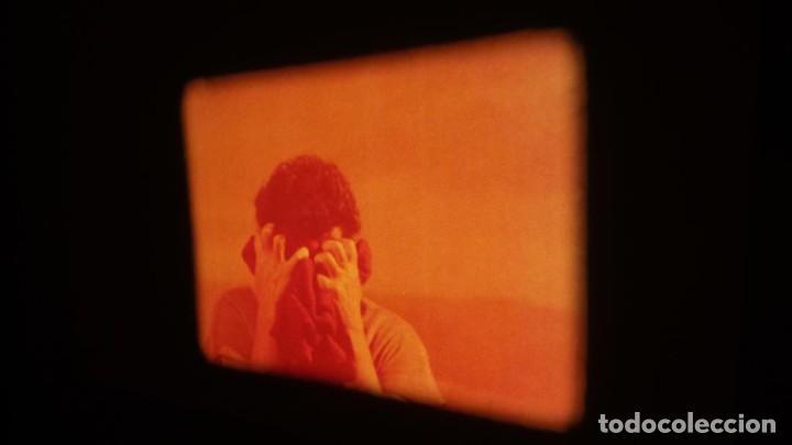 Cine: LA TÚNICA SAGRADA-PELICULA SUPER 8MM RETRO VINTAGE FILM - Foto 48 - 106959227