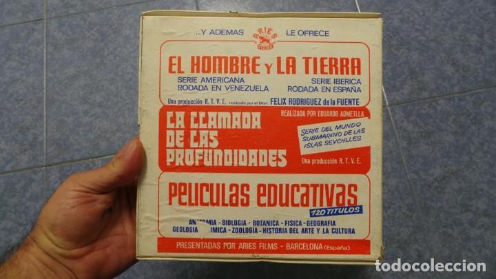 Cine: LA TÚNICA SAGRADA-PELICULA SUPER 8MM RETRO VINTAGE FILM - Foto 57 - 106959227