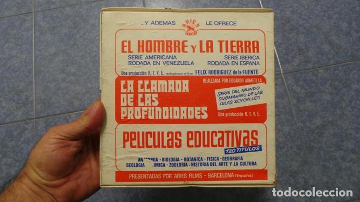 Cine: LA TÚNICA SAGRADA-PELICULA SUPER 8MM RETRO VINTAGE FILM - Foto 58 - 106959227