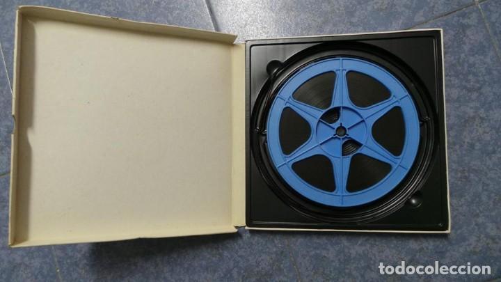 Cine: LA TÚNICA SAGRADA-PELICULA SUPER 8MM RETRO VINTAGE FILM - Foto 59 - 106959227