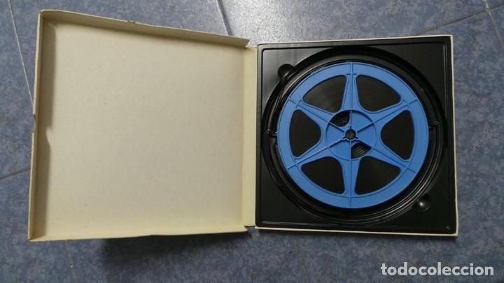 Cine: LA TÚNICA SAGRADA-PELICULA SUPER 8MM RETRO VINTAGE FILM - Foto 60 - 106959227