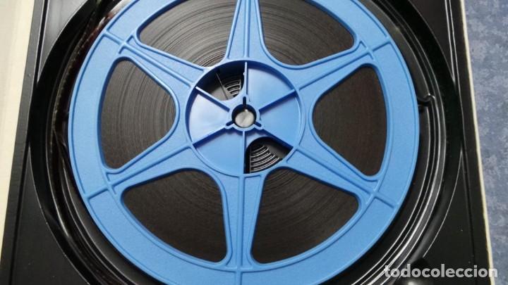 Cine: LA TÚNICA SAGRADA-PELICULA SUPER 8MM RETRO VINTAGE FILM - Foto 61 - 106959227