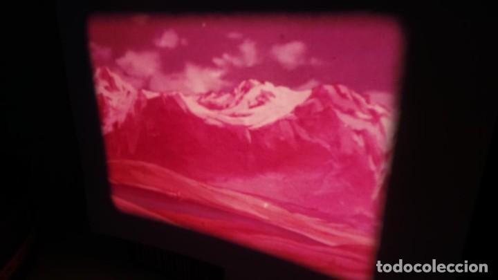 Cine: HEIDI-TORMENTA DE NIEVE,1976-PELÍCULA SUPER 8MM-RETRO VINTAGE FILM - Foto 5 - 107259927