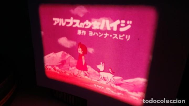 Cine: HEIDI-TORMENTA DE NIEVE,1976-PELÍCULA SUPER 8MM-RETRO VINTAGE FILM - Foto 8 - 107259927