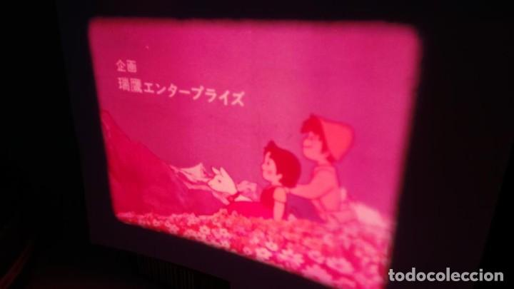 Cine: HEIDI-TORMENTA DE NIEVE,1976-PELÍCULA SUPER 8MM-RETRO VINTAGE FILM - Foto 13 - 107259927