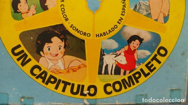 Cine: HEIDI-TORMENTA DE NIEVE,1976-PELÍCULA SUPER 8MM-RETRO VINTAGE FILM - Foto 35 - 107259927