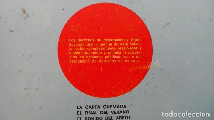 Cine: HEIDI-TORMENTA DE NIEVE,1976-PELÍCULA SUPER 8MM-RETRO VINTAGE FILM - Foto 40 - 107259927