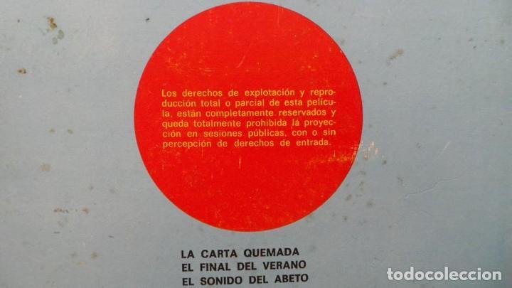 Cine: HEIDI-TORMENTA DE NIEVE,1976-PELÍCULA SUPER 8MM-RETRO VINTAGE FILM - Foto 41 - 107259927
