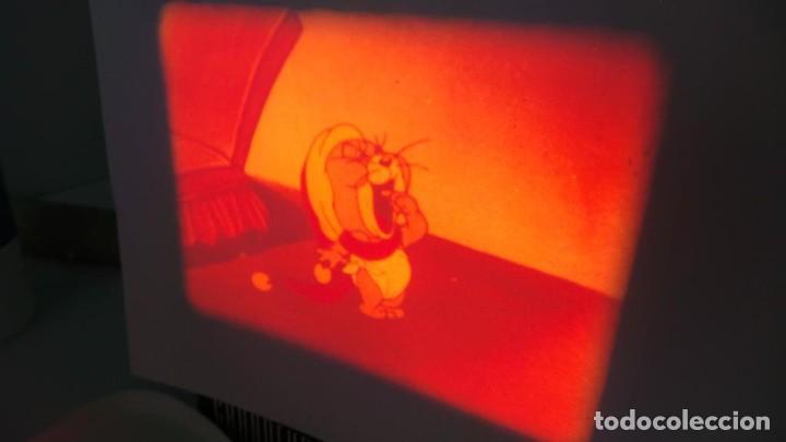 Cine: TOM Y JERRY-EL HUERFANITO- PELÍCULA SUPER 8MM RETRO VINTAGE FILM - Foto 5 - 107354823